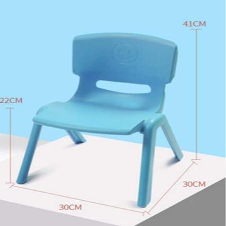 Amazon.com: LOANK Silla infantil para niños muebles silla ...