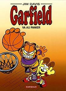 """Afficher """"Garfield n° 41<br /> Garfield va au panier"""""""