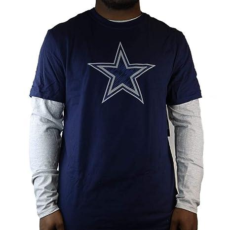 Amazon.com   Dallas Cowboys Fresco 3-in-1 Combo Tee   Sports   Outdoors 6260a47ea