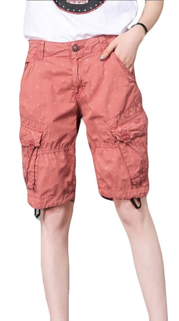 GAGA Women Fashion Military Ladies Casual Cargo Pant Combats Acitve Trousers