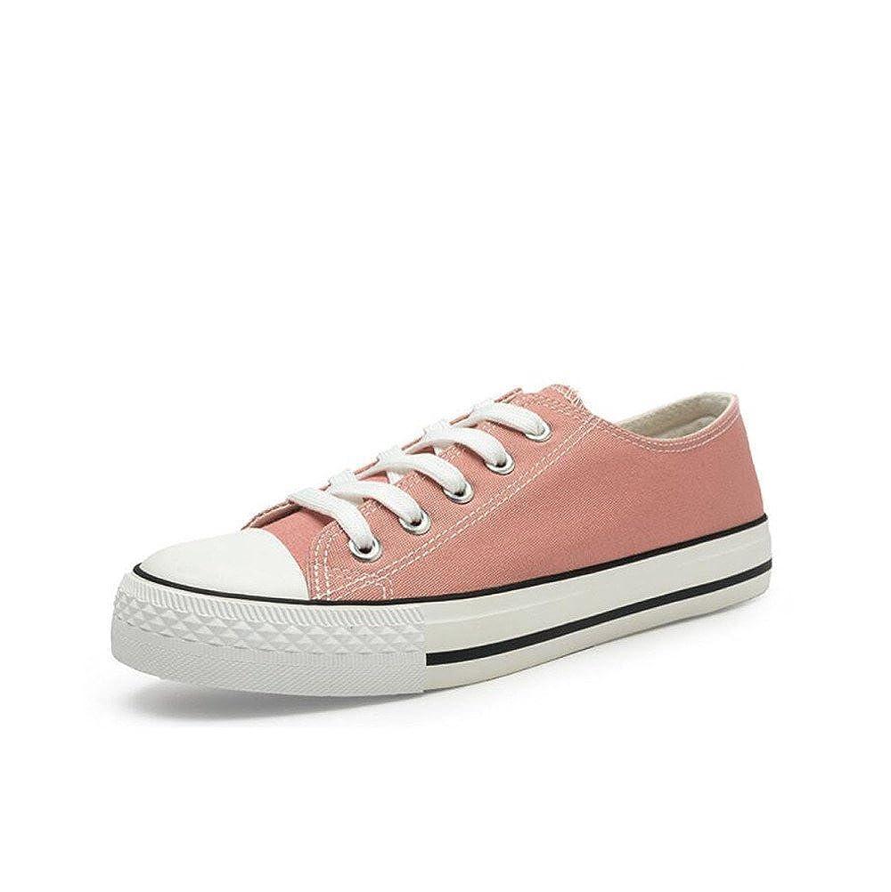 ZFNYY Chaussures de Toile personnalité Féminine Fond Aider ZFNYY Plat tir 17267 Faible Aider Les étudiants Mode Décontractée - 315ee13 - gis9ma7le.space