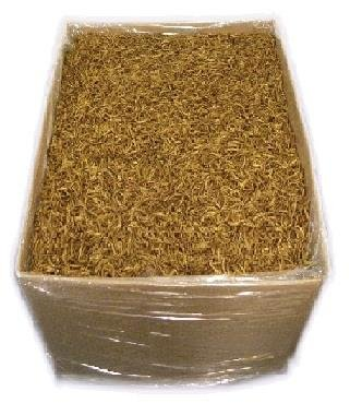 Bulk Dried Mealworms (44 lb.) Approx. 700,000 by Exotic Nutrition