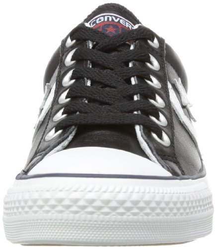 Core Mode Sp blanc noir Baskets Ox Adulte Mixte Lea Noir Converse AqS1awx