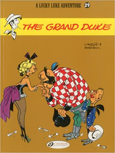 Book The Grand Duke (Lucky Luke)