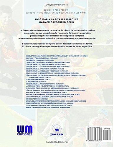 Habilidad motriz y entrenamiento de tu hijo (Spanish Edition ...