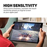 Sevrok iPad 6th Generation Screen Protector [ Tempered Glass ] [Bubble-Free ] [ Anti-Scratch ], Compatible with iPad 5th Generation/iPad Pro 9.7 / iPad Air 2 / iPad Air for Apple iPad 9.7 inch