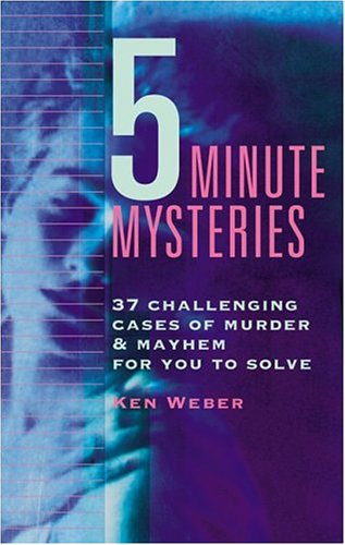Five-Minute Mysteries: (repackage) (5 Minute Mysteries)