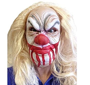 Mascara De Slipknot Payaso Asesino Banda De Heavy Metal Cine FX Máscaras De Disfraces De Calidad