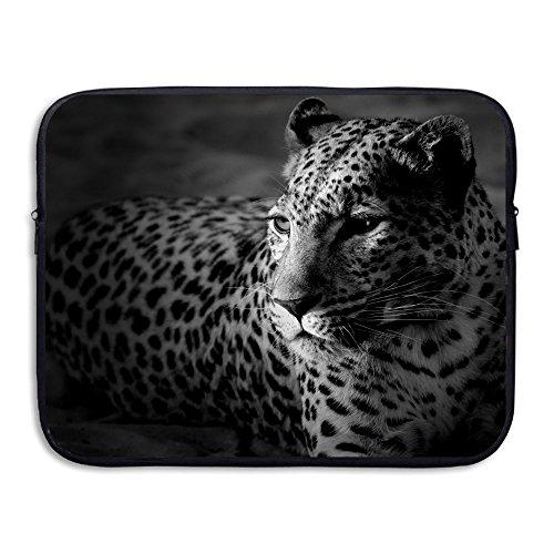 Homlife Laptop Sleeve Bag Leopard Wallpaper 13/15 Inch Briefcase Sleeve Bags Cover Notebook Case Waterproof Portable Messenger Bags