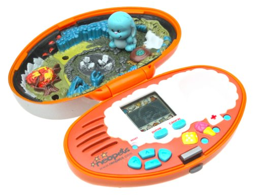 - Pocket Neopets Pocket Game System - Kacheek