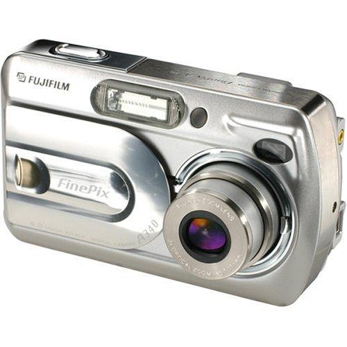 FujiFilm A340 4MP Digital Camera with 3x Optical Zoom