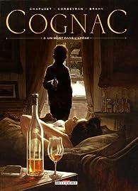 Cognac, tome 2 : Un mort dans l'arène  par Jean-Charles Chapuzet