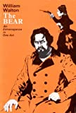 img - for The Bear: An Opera Vocal Score by Walton William Dehn Paul Roth Ernst Douglas Roy Chekhov Anton Pavlovich (1967-06-01) Paperback book / textbook / text book