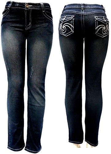 Juniors Bootcut Jeans - 6