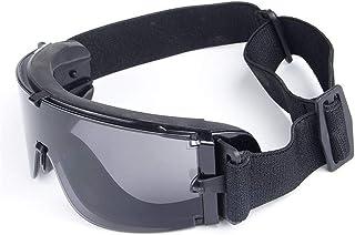 PIGF Ciclismo Occhiali Militari degli Stati Uniti con i vetri di Scossa di Esplosione del Campo per Guidare Gli Occhiali di Protezione del Motociclo