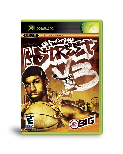 NBA Street V3 - Xbox - Spring Nyc Stores Street On