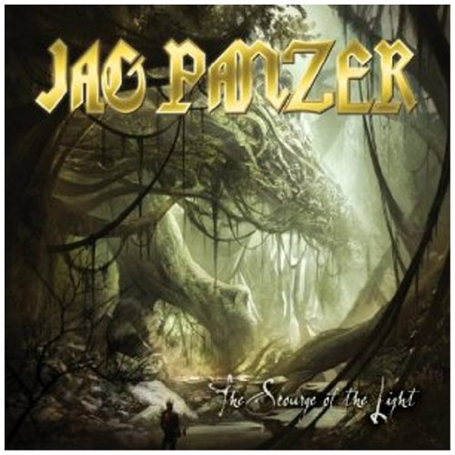Jag Panzer: The Scourge of Light (Audio CD)