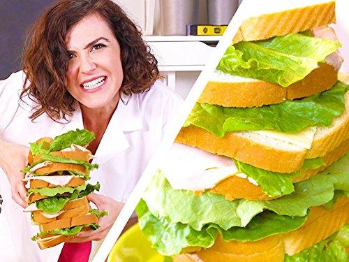 Food Stacking -