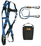 Product review for Fall Protection Kit, Univ., 310 lb.
