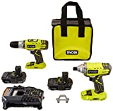Ryobi P882 One+ 18v Lithium-Ion Drill and Impact