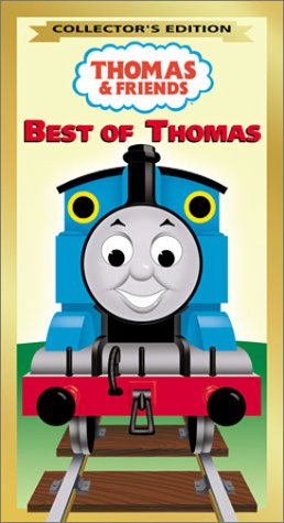 Thomas & Friends - Best of Thomas (Collector's Edition) [VHS]