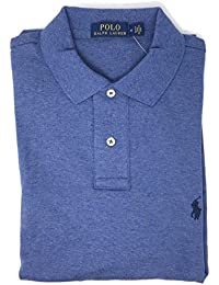 Polo Men's Medium Fit Interlock Polo Shirt