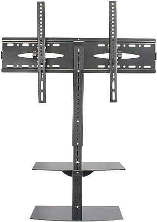 CCBBA Cinturón Universal para Rack de TV sin punzón Rack de decodificador Soporte de Pared para TV Rack de TV Soporte de 40-65 Pulgadas: Amazon.es: Hogar