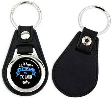 Fan de Moto Porte clefs ANGORA Porte cl/és Motard