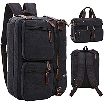 Amazon.com : Leaper Water Resistant Business Laptop Backpack ...