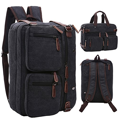 Backpack Messenger Bag Hybrid - 1