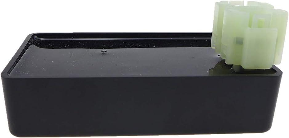TIKSCIENCE Ignition CDI Box,Fit for 1986-1987 Honda FourTrax 350 TRX350 4x4 Black
