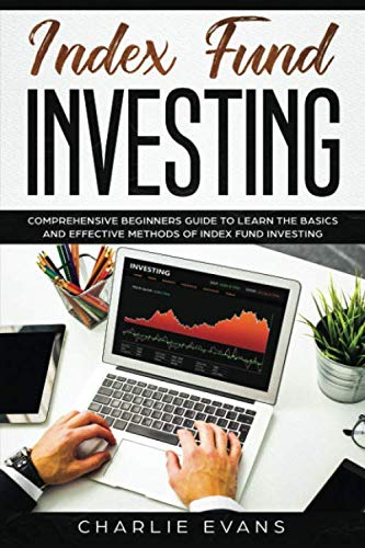 51E4JyVjQ%2BL - Index Fund Investing: Comprehensive Beginner's Guide to Learn the Basics and Effective Methods of Index Fund