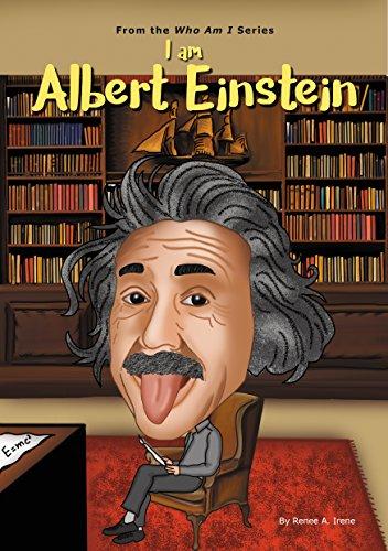 Am Albert Einstein Who ebook product image