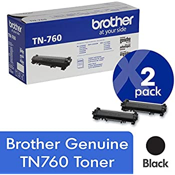 Amazon.com: Brother TN-730 TN730 Genuine Black Toner DCP ...
