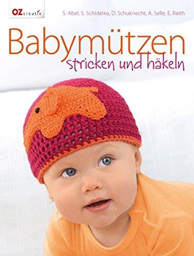 Babymützen stricken und häkeln: Amazon.de: Sabine Abel, Sabine ...