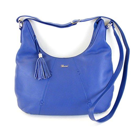 Pavini , Sac bandoulière pour femme Bleu Bleu