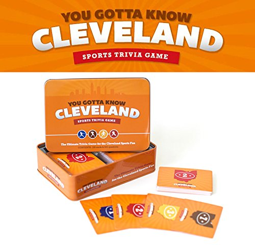 You Gotta Know Cleveland - Sports Trivia Game