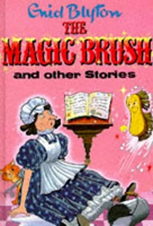 book cover of The Magic Brush