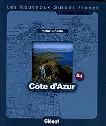 Côte d'Azur : Fonds de cartes au 1/25 000 et au 1/50 000