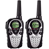 Midland LXT420 16-Channel 22-Channel FRS/GMRS Two-Way Radio (Pair)