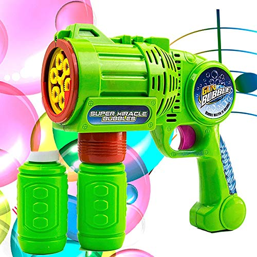 Toysery Bubble Gun Blower