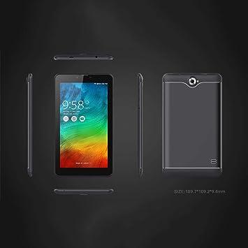 Hongfei 7 pulgadas Tablet Quad Core, teléfono con Android ...