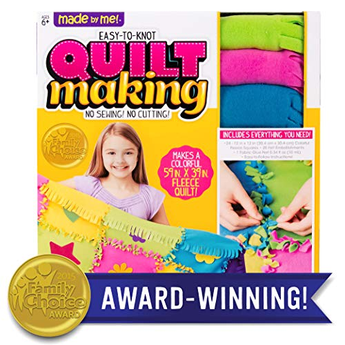 No Sew Quilt Kits - Made By Me Quilt Making by Horizon Group USA