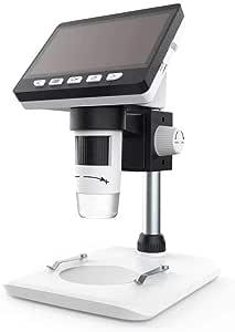 مجهر الكتروني متعدد الأستخدامات بدقة تكبير من 50 الى 1000x
