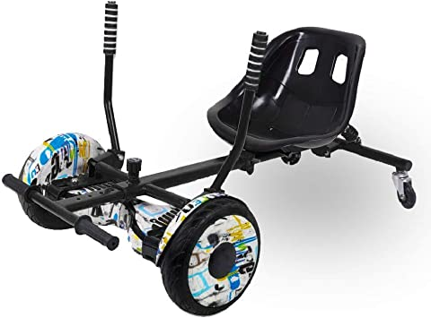 BEEPER R4-Kart-d Drift para Hoverboard, Unisex-Adult, Negro: Amazon.es: Deportes y aire libre