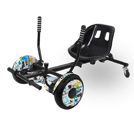 BEEPER Drift para Hoverboard R4-Kart-D Joven Unisex, Negro ...