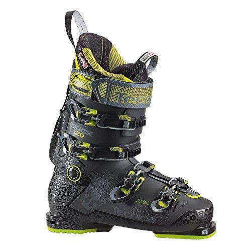 Tecnica Cochise 120 Ski Boot - Men's Yellow/Black, 28.5 (Boots Tecnica Mountain Ski)