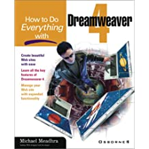 How to Do Everything with Dreamweaver 4