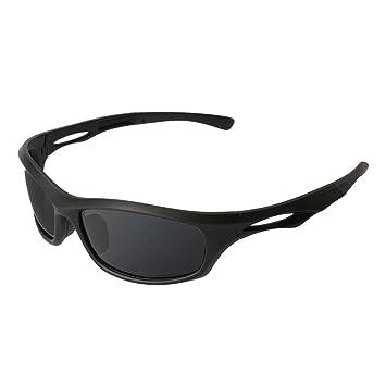 Gafas de Sol Deportivas Polarizadas que Conducen las Gafas de Sol de Los Hombres Cómodos de Las Mujeres que Funcionan con El béisbol: Amazon.es: Deportes y ...