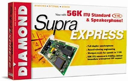 Diamond SupraExpress 56K V90 Speakerphone